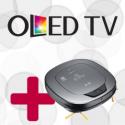 OLED TV + Dárek