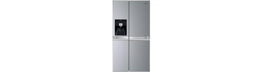 Chladničky amerického typu